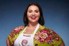 MASTERCHEF: Contestant Deanna. © 2019 FOX MEDIA LLC. CR: Michael Becker/ FOX