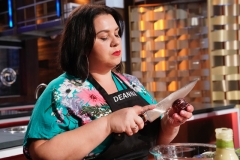 "MASTERCHEF: Contestant Deanna in the ""Gordon's Mystery Box"" episode of MASTERCHEF airing Tuesday, June 12 (8:00-9:00PM ET/PT) on FOX. © 2019 FOX MEDIA LLC. CR: Greg Gayne / FOX."