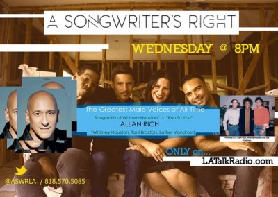A Songwriter's Right Season 1