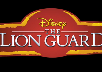 Deanna sings for Disney's 'The Lion Guard'